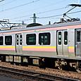 JR東日本 E129系 A25編成① クモハE129-125