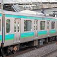JR東日本 E231系 常磐線快速用117編成② モハE230-138 松戸車両センター