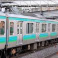 JR東日本 E231系 常磐線快速用117編成③ モハE231-138 松戸車両センター