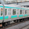 JR東日本 E231系 常磐線快速用117編成④ サハE231-215 松戸車両センター