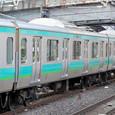 JR東日本 E231系 常磐線快速用117編成⑤ サハE231-214 松戸車両センター
