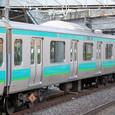 JR東日本 E231系 常磐線快速用117編成⑥ サハE231-213 松戸車両センター