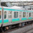 JR東日本 E231系 常磐線快速用117編成⑦ モハE230-137 松戸車両センター