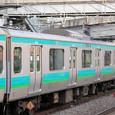 JR東日本 E231系 常磐線快速用117編成⑧ モハE231-137 松戸車両センター