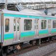 JR東日本 E231系 常磐線快速用117編成⑨ サハE231-212 松戸車両センター