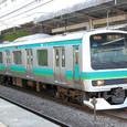 JR東日本 E231系 常磐線快速用117編成⑩ クハE231-78 松戸車両センター
