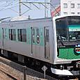 JR東日本 EV-E301系 V01編成①  EV-E300-1 蓄電池駆動電車 ACCUM