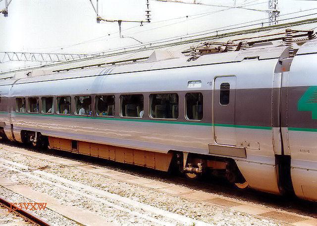 JR東日本 400系新幹線 L6編成⑩ 426形200番台 426-206 山形電車区(仙カタ)
