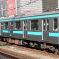 JR東日本 209系 0番台 浦和電車区 02編成② モハ208-4 京浜東北線 根岸線用