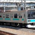 JR東日本 209系 1000番台 松戸車両センター81編成① クハ208-1001 常磐線 地下鉄千代田線直通用