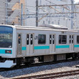 JR東日本 209系 1000番台 松戸車両センター81編成⑩ クハ209-1001 常磐線 地下鉄千代田線直通用