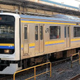 JR東日本 209系2000番台 C607編成⑥ クハ209形2100番台 クハ209-2107 房総各線用