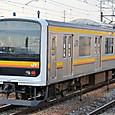 JR東日本 209系2200番台 53編成① クハ209-2200番台 クハ209-2202 南武線用