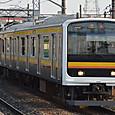 JR東日本 209系2200番台 53編成_南武線用 中原電車区