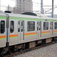 *JR東日本 209系 3100番台 71編成② モハ208-3101