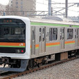 *JR東日本 209系 3100番台 71編成④ クハ209-3101
