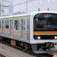 *JR東日本 209系 3100番台 72編成① クハ208-3102