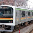 *JR東日本 209系 3100番台 72編成④ クハ209-3102