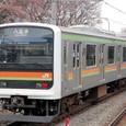 JR東日本 209系 3000番台 64編成④ クハ209-3004