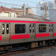 JR東日本 209系 500番台 京葉車両センター31編成② モハ208-526