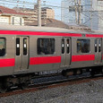 JR東日本 209系 500番台 京葉車両センター31編成⑤ サハ209-551