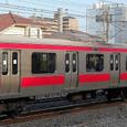 JR東日本 209系 500番台 京葉車両センター31編成⑥ サハ209-550
