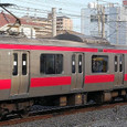 JR東日本 209系 500番台 京葉車両センター31編成⑧ モハ209-525