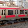 JR東日本 209系 500番台 京葉車両センター31編成⑨ サハ209-549