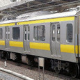 JR東日本 209系 500番台 *三鷹電車区 504編成③ モハ209-507