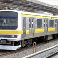 JR東日本 209系 500番台 *三鷹電車区 504編成⑩ クハ208-504