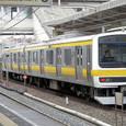 JR東日本 209系 500番台 三鷹電車区504編成① クハ209-504