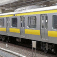 JR東日本 209系 500番台 三鷹電車区 504編成② サハ209-513