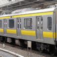 JR東日本 209系 500番台 三鷹電車区 504編成③ モハ209-507
