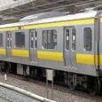 JR東日本 209系 500番台 三鷹電車区 504編成④ モハ208-507