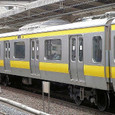 JR東日本 209系 500番台 三鷹電車区 504編成⑤ サハ209-510