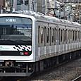 JR東日本 209系 MUE-Train編成 6両編成 川越車両センター