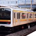 JR東日本 209系0番台 中原電車区 01編成① クハ209-13 南武線用