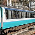 JR東日本 251系 リニューアル車 RM02編成⑥  モハ251形0番台 モハ251-4 「スーパービュー踊り子」 田町車両センター