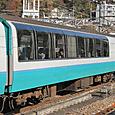 JR東日本 251系 リニューアル車 RM02編成⑨  サハ251形0番台 サハ251-2 「スーパービュー踊り子」 田町車両センター