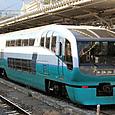 JR東日本 251系 リニューアル車 RM02編成⑩  クハ251形0番台 クハ251-2 「スーパービュー踊り子」 田町車両センター