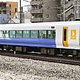 JR東日本 E257系500番台 NB14編成③ モハE256形500番台 モハE256-514 特急 わかしお