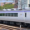 JR東日本 485系 N201編成⑤ モロ485_5007 イベント列車 彩(いろどり)