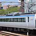 JR東日本 485系 N201編成④ モロ484_5007 イベント列車 彩(いろどり)