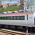 JR東日本 485系 N201編成③ モロ485_5024 イベント列車 彩(いろどり)