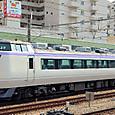 JR東日本 485系 N201編成① クロ481_5503 ジョイフルトレイン 彩(いろどり)