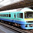 JR東日本  485系 ニューなのはな G1編成⑥ クロ485-3  幕張車両センター