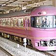JR東日本 485系 G4+G5編成① クロ484_3 ジョイフルトレイン「宴_うたげ」