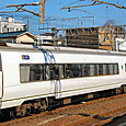 JR東日本 651系 スーパーひたち K109+K203編成④ サロ651形0番台 サロ651-9