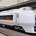 JR東日本 651系1000番台 OM201編成① クハ650形1000番台 クハ650-1001 (1)