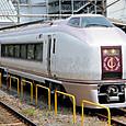 JR東日本 651系1000番台 伊豆クレイル用 IR01編成① クロ650-1007